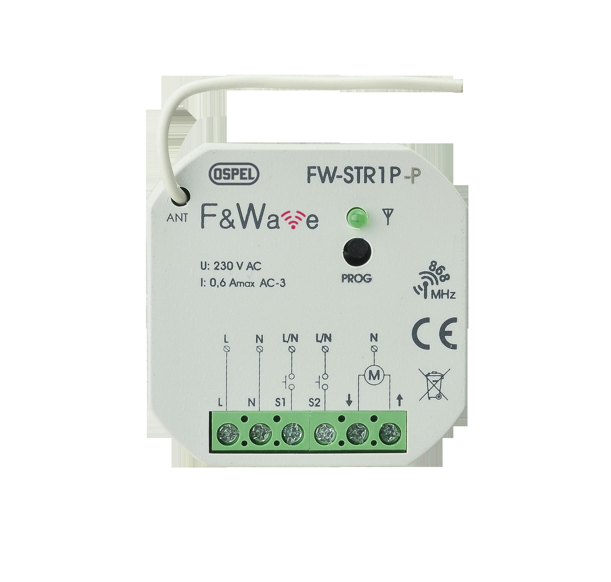 F&Wave - FW-STR1P-p_OSPEL logo