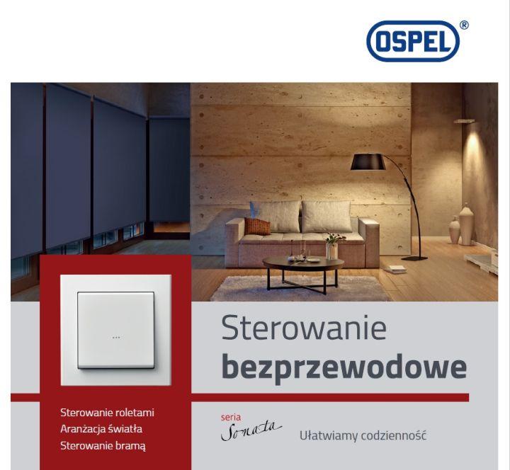 Sterowanie bezprzewodowe OSPEL